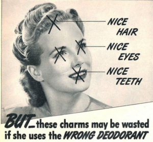 Told you, there's always something. This 1920 advert proves it!